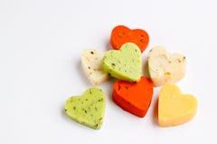 Αγάπη τυριών Στοκ Φωτογραφία