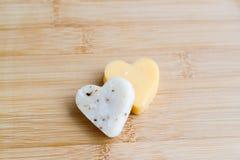 Αγάπη τυριών Στοκ εικόνες με δικαίωμα ελεύθερης χρήσης