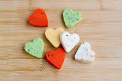 Αγάπη τυριών Στοκ Εικόνα
