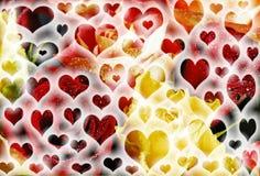 αγάπη χαιρετισμού Στοκ φωτογραφίες με δικαίωμα ελεύθερης χρήσης
