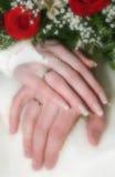 αγάπη χεριών στοκ εικόνες