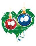 αγάπη Χριστουγέννων ελεύθερη απεικόνιση δικαιώματος