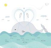 Αγάπη ψαριών Στοκ Εικόνες