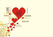 αγάπη διανυσματική απεικόνιση
