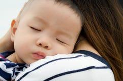 Αγάπη mom Στοκ εικόνα με δικαίωμα ελεύθερης χρήσης