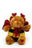 αγάπη teddy Στοκ φωτογραφίες με δικαίωμα ελεύθερης χρήσης