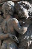 Αγάλματα αγγέλου Στοκ Εικόνα