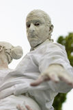 Αγάλματα κατά τη διάρκεια του διεθνούς φεστιβάλ των αγαλμάτων διαβίωσης Στοκ εικόνες με δικαίωμα ελεύθερης χρήσης