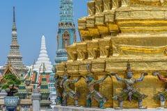 Αγάλματα σε Wat Po Στοκ Εικόνες