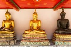 Αγάλματα στο ναό Wat Po Στοκ Εικόνες