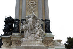 Αγάλματα τέχνης Στοκ φωτογραφία με δικαίωμα ελεύθερης χρήσης