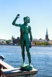 Αγάλματα τραγουδιού Στοκ εικόνες με δικαίωμα ελεύθερης χρήσης