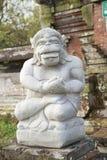 Αγάλματα των Θεών στο Μπαλί Στοκ Φωτογραφία