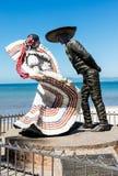 Αγάλματα των χορευτών Στοκ φωτογραφία με δικαίωμα ελεύθερης χρήσης