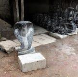 Αγάλματα φιδιών Στοκ Φωτογραφίες