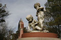 αγάλματα Στοκ εικόνα με δικαίωμα ελεύθερης χρήσης