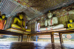 Αγάλματα Budda Στοκ εικόνες με δικαίωμα ελεύθερης χρήσης