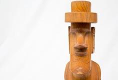 Αγάλματα Moai στοκ εικόνα με δικαίωμα ελεύθερης χρήσης