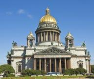Αγία Πετρούπολη, καθεδρικός ναός του ST Isaak Στοκ Φωτογραφία
