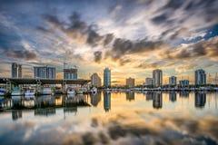 Αγία Πετρούπολη, Φλώριδα, ΗΠΑ στοκ φωτογραφία