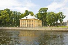 Αγία Πετρούπολη, θερινό παλάτι Στοκ εικόνες με δικαίωμα ελεύθερης χρήσης
