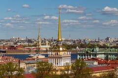 Αγία Πετρούπολη Στοκ Φωτογραφία
