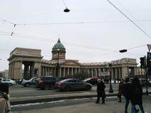 Αγία Πετρούπολη Στοκ εικόνα με δικαίωμα ελεύθερης χρήσης