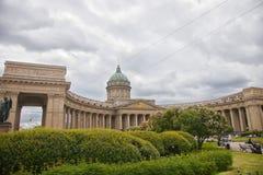 Αγία Πετρούπολη arhitektury ιστορικό kazan καθεδρικών ναών μνημείο Στοκ Εικόνες