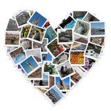 Αγαπάμε τη φωτογραφία Στοκ Εικόνες