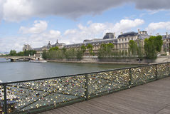Αγαπήστε τα κλειδώματα Στοκ εικόνες με δικαίωμα ελεύθερης χρήσης