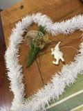 Αγαπήστε το πνεύμα Χριστουγέννων Στοκ Φωτογραφίες
