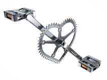 Αγαπήστε το ποδήλατό μου Στοκ Εικόνες