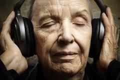 αγαπημένη μουσική Στοκ Φωτογραφία