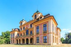 Αγαπημένο κάστρο στο ludwigsburg Στοκ εικόνα με δικαίωμα ελεύθερης χρήσης