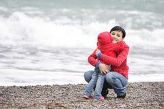 αγαπώντας μητέρα παιδιών Στοκ φωτογραφίες με δικαίωμα ελεύθερης χρήσης