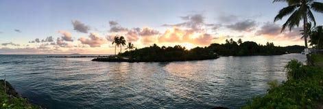 Αγαπώ αυτό το ηλιοβασίλεμα lsland στοκ εικόνες