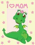 αγαπώ mom Στοκ Εικόνα