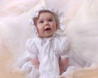 αγγελικό μωρό Στοκ εικόνες με δικαίωμα ελεύθερης χρήσης