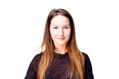 Αγγελική γυναίκα Στοκ φωτογραφίες με δικαίωμα ελεύθερης χρήσης