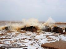 Αγγλία Βόρεια Θαλασσών Στοκ εικόνες με δικαίωμα ελεύθερης χρήσης