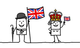 Αγγλία διανυσματική απεικόνιση