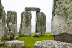 Αγγλία stonehenge στοκ εικόνες