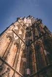 Αγγλική κληρονομιά - ρωμαϊκός γοτθικός καθεδρικός ναός στοκ φωτογραφίες με δικαίωμα ελεύθερης χρήσης