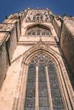 Αγγλική κληρονομιά - ρωμαϊκός γοτθικός καθεδρικός ναός στοκ εικόνα με δικαίωμα ελεύθερης χρήσης