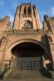 αγγλικανικός καθεδρικός ναός Λίβερπουλ Στοκ εικόνες με δικαίωμα ελεύθερης χρήσης