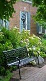 αγγλικός κήπος Στοκ εικόνα με δικαίωμα ελεύθερης χρήσης