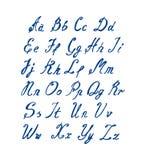Αγγλικές λέξεις αλφάβητου σε ένα άσπρο υπόβαθρο, Στοκ φωτογραφία με δικαίωμα ελεύθερης χρήσης