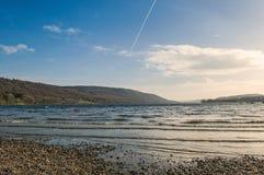 Αγγλική περιοχή Cumbria λιμνών νερού Coniston Στοκ Εικόνες