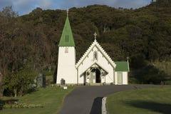 Αγγλικανική Εκκλησία, Νέα Ζηλανδία Στοκ Εικόνες