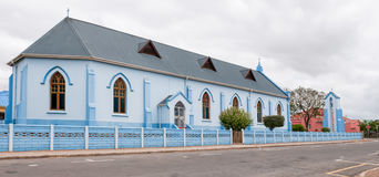 Αγγλικανική Εκκλησία του ST Andrew, Riversdale στοκ φωτογραφία